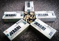 WARRIOR เริ่มทยอยวางตลาดตามสนามยิงปืนแล้วนะครับ
