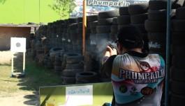 การแข่งขันยิงปืนชิงถ้วยประทานจาก มูลนิธิมิราเคิลออฟไลฟ์ ในทูลกระหม่อมหญิงอุบลรัตนราชกัญญา สิริวัฒนาพรรณวดี