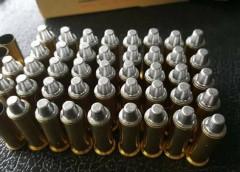 กระสุนซ้อม 9mm. 100gr.  ที่ทำขึ้นมาและกำลังพัฒนา