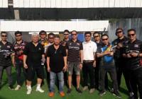 นักกีฬา Bullet Master Team นำโดย คุณ Kachen Jeakkhachorn เข้าเยี่ยมชมโรงงาน บริษัท บุลเล็ท มาสเตอร์ จำกัด