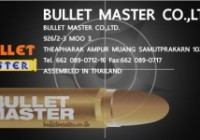Presentation Bullet Master Official Master