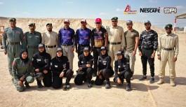 สุดยอดดดดด คุณ Oke Thanakorn ได้เป็นวิทยากรรับเชิญ ฝึกอบรมการยิงปืน IPSC ไกลถึง 🛬ประเทศ DUBAI