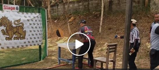 Phuket IPSC Handgun Championship 2018 Level III (30-31 March)