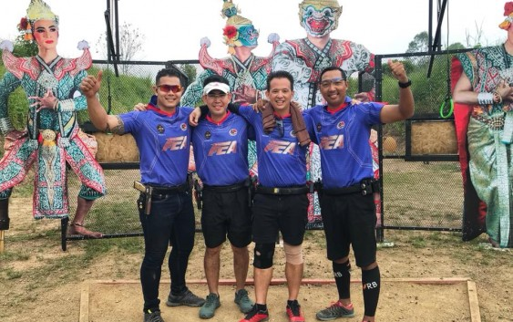 Far East Asia IPSC Handgun Championship 2018