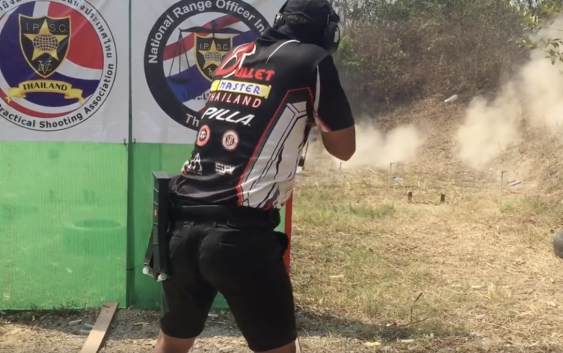 PHETCHABURI IPSC SHOTGUN 17 March 2019