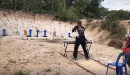 การแข่งขันยิงปืนรณยุทธ(IPSC) ชิงถ้วยพระราชทาน