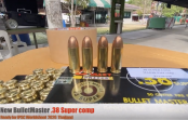 New Bullet Master .38 Super Comp