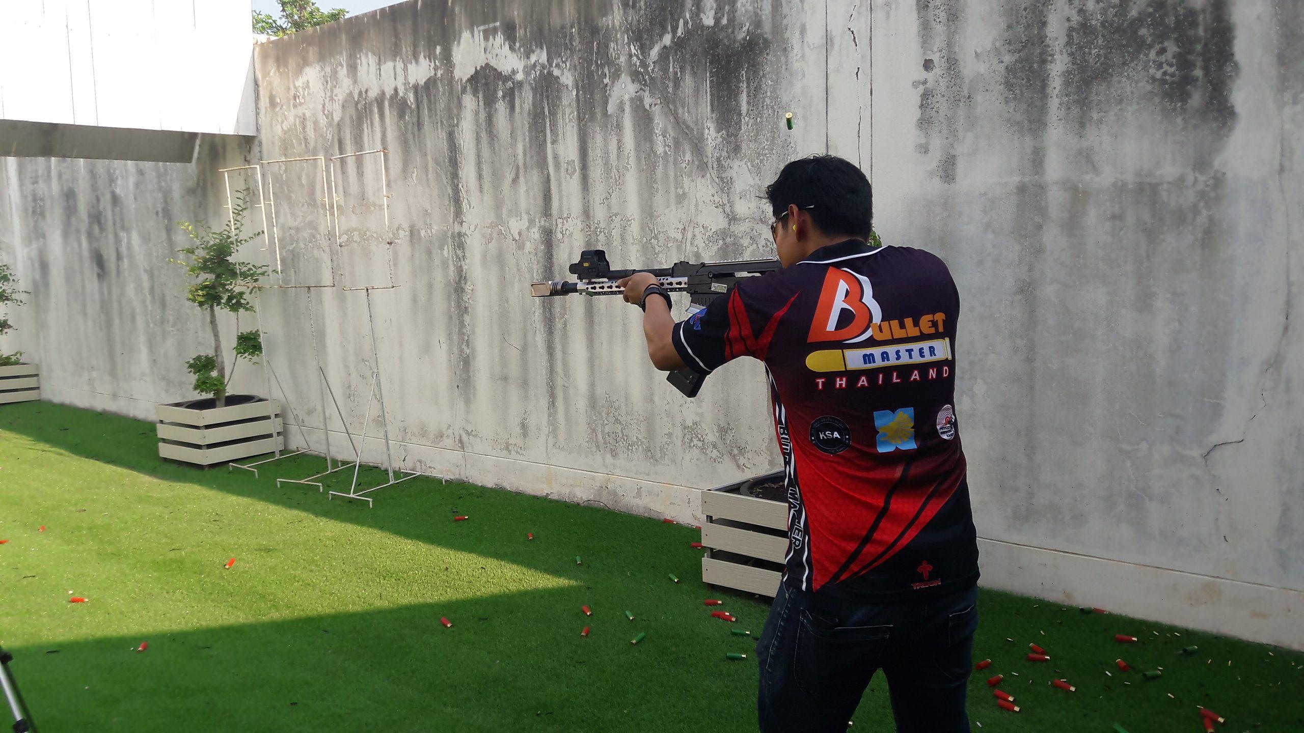 Bullet Master Team Clip By  Kachen Jeakkhachorn