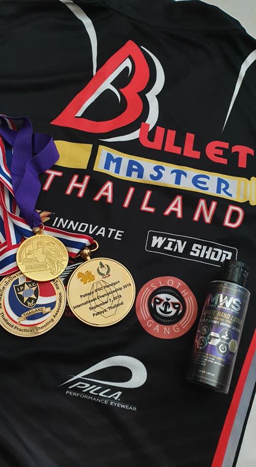 Pattaya IPSC Handgun International Championship 2019 (Level III)