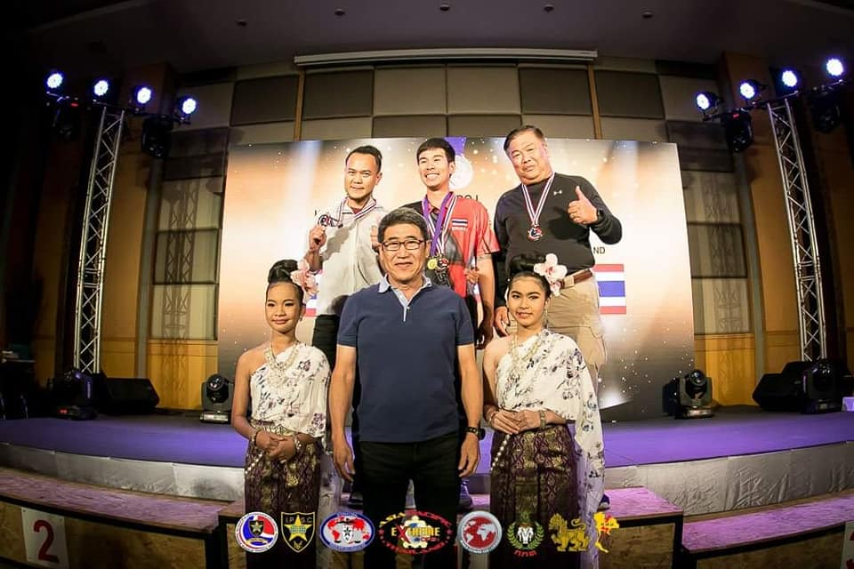 ASIA PACIFIC EXTREME OPEN 2019 ,THAILAND