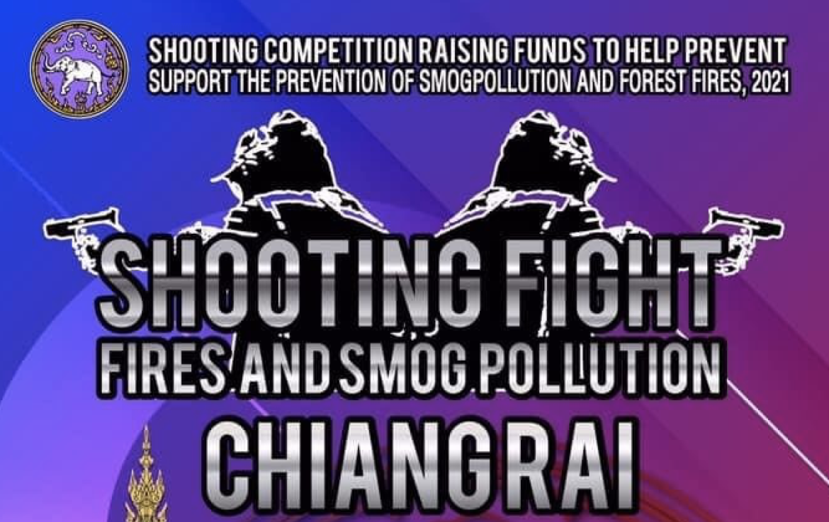 SHOOTING FIGHT FIRES AND SMOG POLLUTION CHIANG RAI 2021